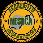 NYC NESDCA certified bed bug dog