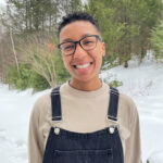 Elysia Lewis is a student at the Forest Resource Conservation School in Florida